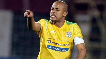 Wesley Lopes, 35 anni, attaccante colombiano
