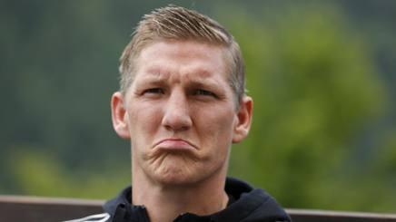 Bastian Schweinsteiger, 32 anni. Reuters