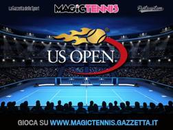 La card del Us Open
