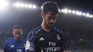 Francisco Rom�n Alarc�n Su�rez, detto Isco, 24 anni, centrocampista spagnolo del Real Madrid. Getty Images