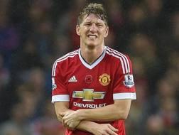 Bastian Schweinsteiger, 32 anni. Epa