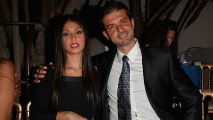 Dalila e Andrea Stramaccioni