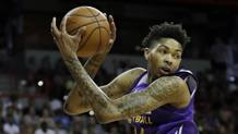 Brandon Ingram dei Los Angeles Lakers. Ap