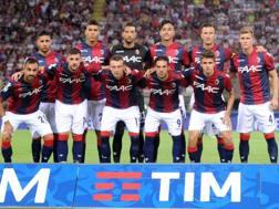 Il Bologna alla prima contro il Crotone. Lapresse