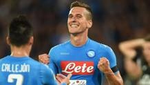 Arkadiusz Milik, 22 anni, 2 gol in Serie A. Getty