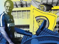 Il tecnico dell'Inter Frank De Boer, 46 anni. Gasport