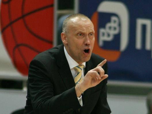 Il  lituano Rimas Kurtinaitis, 56 anni, nuovo allenatore di Cant�