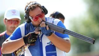Massimo Fabbrizi, 39 anni, ale Olimpiadi di Londra 2012. Ap