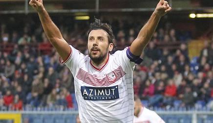 Cristian Zaccardo, 34 anni. LaPresse