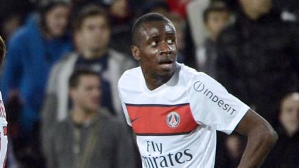 Blaise Matuidi, centrocampista del Psg. Afp