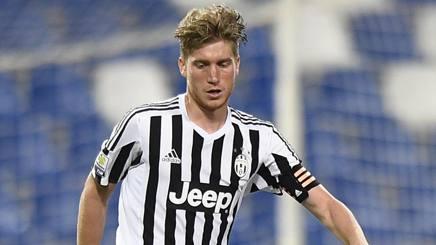 Filippo Romagna, classe 1997, capitano della Juventus primavera: giocher� nel Novara. LaPresse