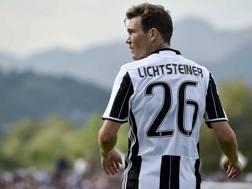 Stephan Lichtsteiner, 32 anni. LaPresse