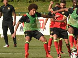 Il nazionale belga Axel Witsel, 27 anni. Afp