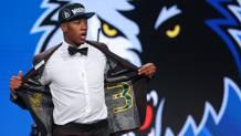 Kris Dunn, 22 anni, scelto col numero 5 da Minnesota al draft di giugno. Reuters