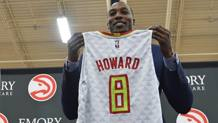 Dwight Howard, 30 anni. Afp