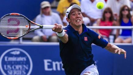 Tennis, Us Open: Ivanovic ko. Ora Nishikori. Notte con Murray e Serena