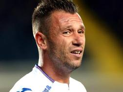Antonio Cassano, 34 anni. Forte