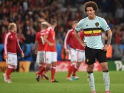 Axel Witsel, 27 anni. Afp