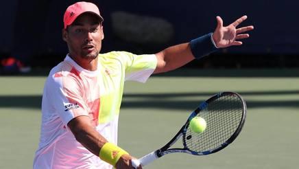 Tennis, Us Open: Italia, il bello è di notte: rimontona Fognini e ride Lorenzi