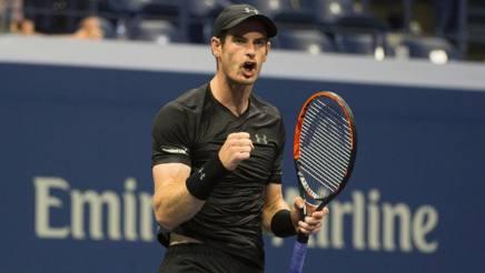 Tennis, Us Open: Murray e Serena sul velluto. Ok Del Potro e Radwanska