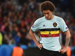 Axel Witsel, 29 anni. Afp
