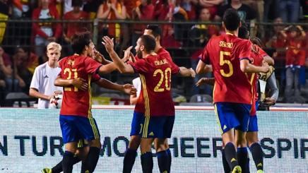 Belgio-Spagna 0-2: le Furie Rosse sono tornate, decide la doppietta di David Silva