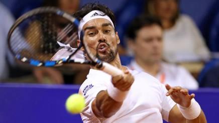 Tennis, Us Open: Serata con Lorenzi-Simon, poi Fognini e Giannessi