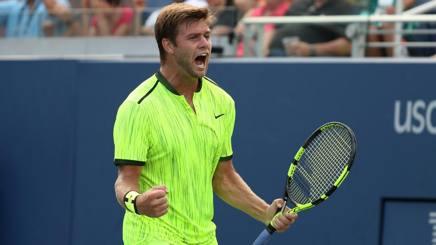 Tennis, Us Open: Harrison e Sevastova eliminano Raonic e Muguruza. Cilic ok