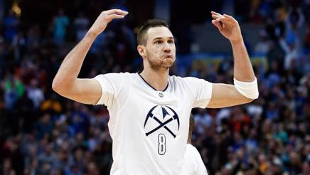 Nba, Denver, la preview. Gallinari vuole i playoff, ma...
