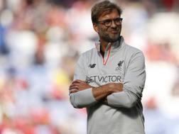 Il tecnico del Liverpool  J�rgen Klopp, 49 anni. Getty
