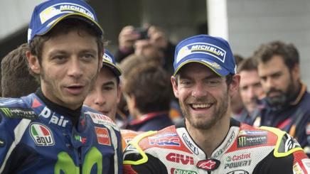 """MotoGP, Silverstone, Rossi: """"Il 2° tempo è ok, ma serve passo avanti"""""""