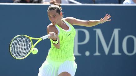 """Tennis, Us Open, la Vinci sogna: """"Un'altra finale? Difficile, ma non si sa mai"""""""