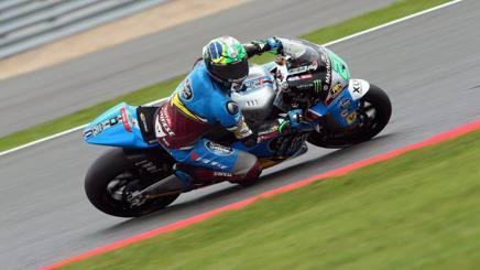 Moto2 Silverstone, Morbidelli è 2°; vince Luthi, male Zarco