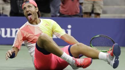 Tennis, Us Open: Pouille fa fuori Nadal! Ok Nole, per la Vinci c'è la Kerber