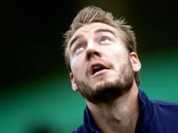 Nicklas Bendtner, 28. Epa