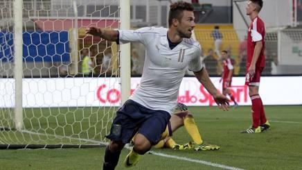 Federico Di Francesco, 22 anni. Getty
