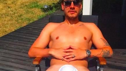 """Bendtner: """"Il Lord è morto: nella mia vita ho fatto molti errori..."""""""
