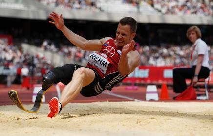Paralimpiade Rio 2016, Rehm e i suoi fratelli: tutte le stelle straniere