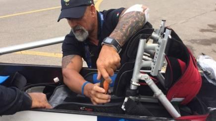 Paralimpiade: Caselli risalita dagli abissi fino ai Giochi di Rio