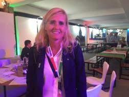Diana Bianchedi ex olimpionica della scherma