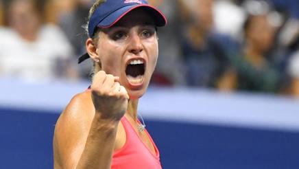 "Tennis, Us Open: sortilegio Graf su Serena. La Kerber: ""Steffi sarà orgogliosa"""