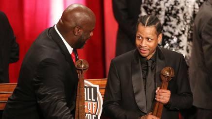 Hall of Fame 2016, discorsi da MVP: il rispetto di Yao Ming, la commozione di Iverson e l'ironia di Shaq