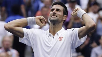 Ancora Djokovic, conquista la settima finale negli States: battuto Monfils in quattro set