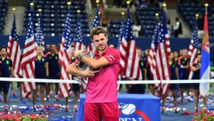 """Tennis, Us Open; parla Wawrinka: """"Ho tremato e pianto, la finale non bastava"""""""