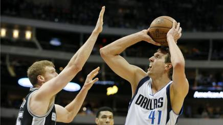 Nba, Dallas Mavericks preview: con Nowitzki la postseason è alla portata