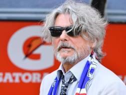 Massimo Ferrero, 65 anni. LaPresse
