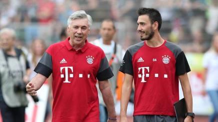 Bayern Monaco: i due Ancelo tti, padre e figlio, nel solco di Trapattoni