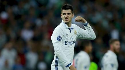"""Real Madrid, Morata: """"La Juve ha fatto un'offerta importante. Al Napoli? Mai"""""""