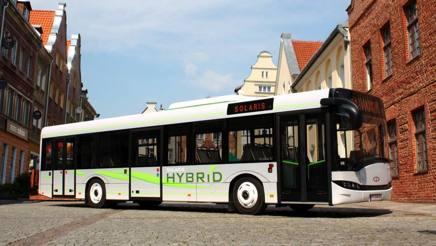 Autobus dell'anno alla polacca Solaris