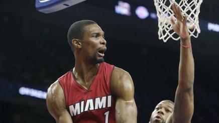 """Nba, Bosh si riprende Miami: """"Torno a giocare"""""""